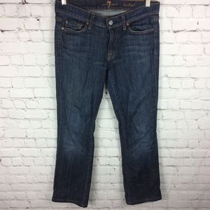 7 For All Mankind Jeans - 7 For All Mankind Bootcut Jeans Size 27